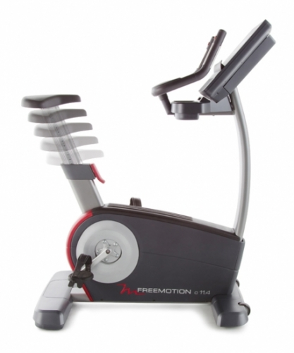 FreeMotion c 11.4 Exercise Bike