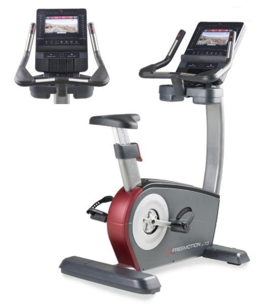 Elliptical Bike Definition: FitnessZone: FreeMotion Fitness