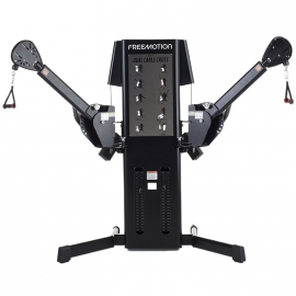 freemotion dual cable cross manual
