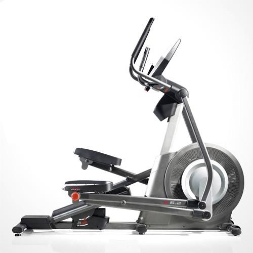 inertia elliptical