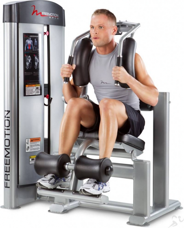 Freemotion Epic Abdominal F819 Fitnesszone