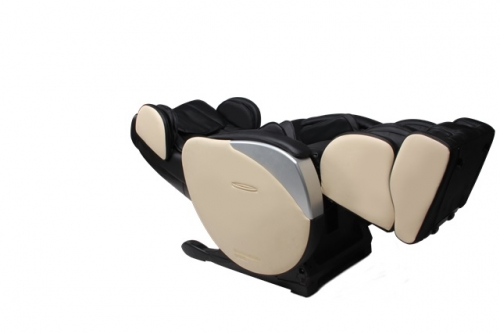 Golden Designs Dynamic Luxury Massage Chair Santa Monica-Black