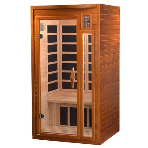 Golden Designs Dynamic Far Infrared Sauna -DYN-6106-01