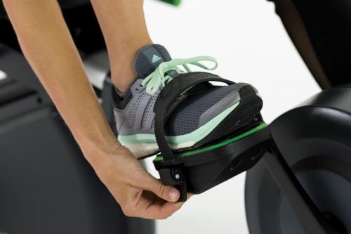 "Green Series 7000E G-1 Recumbent Bike with 16"" Touchscreen"