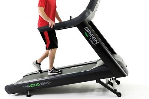 Green Series 8000E-G Treadmill