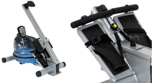 H20 Fitness RX-850 LTD Series ProRower Ergo Footrest