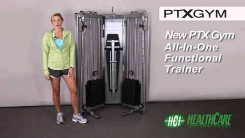 HCI PTX Gym Functional Trainer
