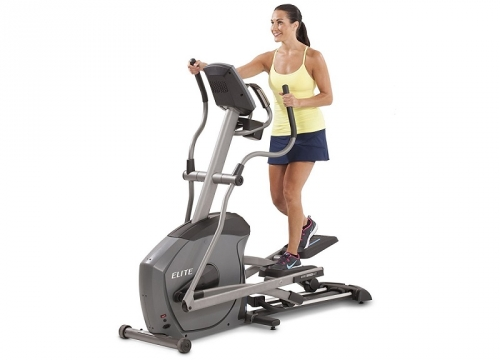 Horizon Elite E7 Folding Elliptical with ViaFit