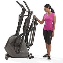 Horizon Evolve 5 Folding Elliptical with ViaFit