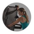 Matrix TF30 Treadmill with XR Console