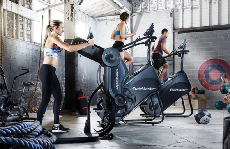 Fitnesszone Stairmaster Treadmills Treadclimbers