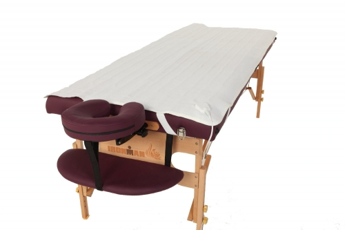 Ironman 9107 Astoria Massage Table w/Warming Pad and Carry Bag