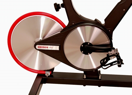 Keiser M3 Indoor Cycle with Console