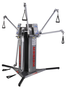 keiser machine workouts