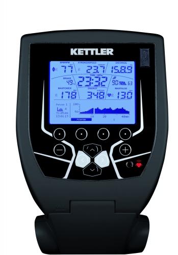 Kettler RE7 Recumbent Bike 7688-160