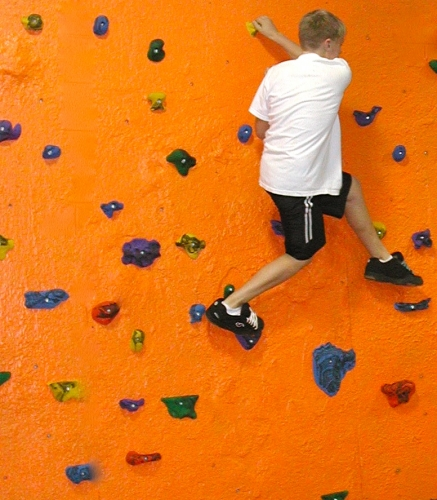 Kidsfit 597 Quality Climbing Wall Panel