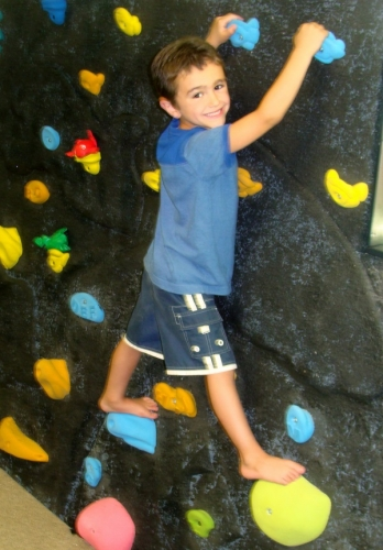 Kidsfit 598 Deluxe Climbing Wall Panel