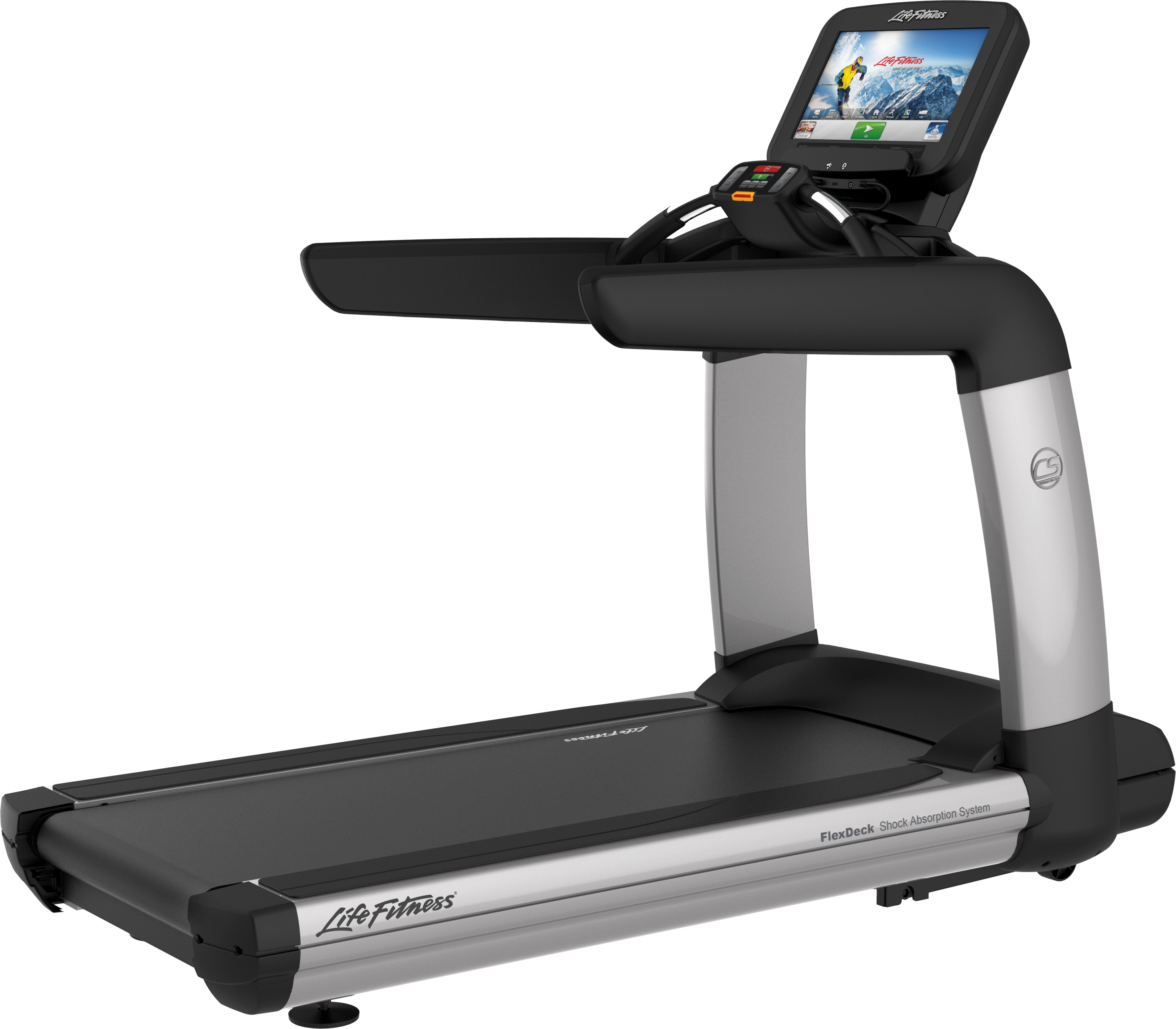 Life Fitness Platinum Club Treadmill With Discover Se