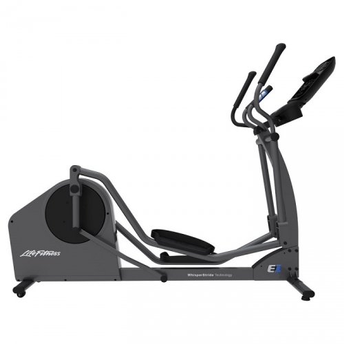 Life Fitness E1 Elliptical Cross Trainer with Track Connect Console