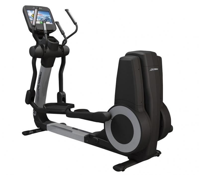 life fitness club series elliptical cross trainer manual