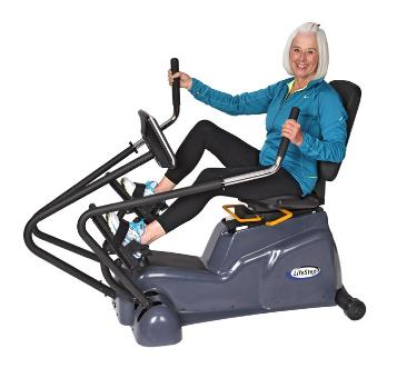 PhysioStep LXT Recumbent Linear Cross Trainer | FitnessZone