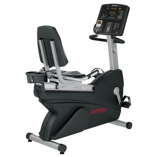 Life Fitness Treadmill History: Life Fitness Recumbent Bikes