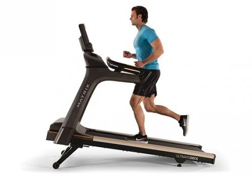 Matrix T70 Treadmill with XIR Console
