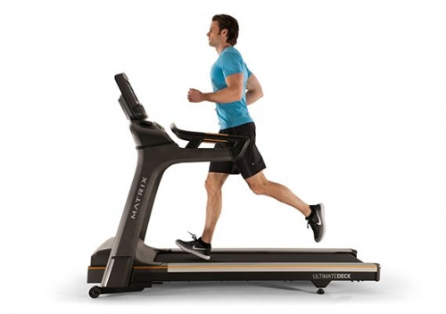 Matrix T70 Treadmill with XIR Console