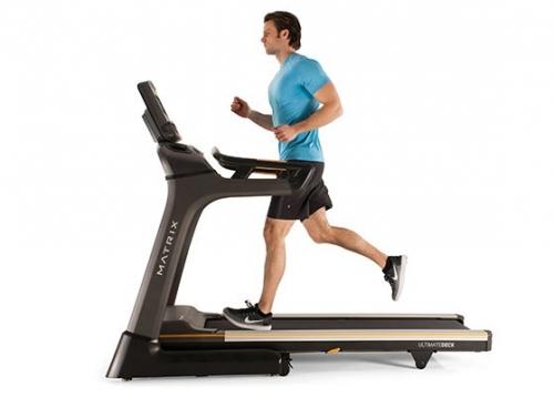Matrix TF50 Folding Treadmill with XER Console