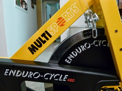 MultiSports ENC-480H Commercial Indoor Cyle Bike