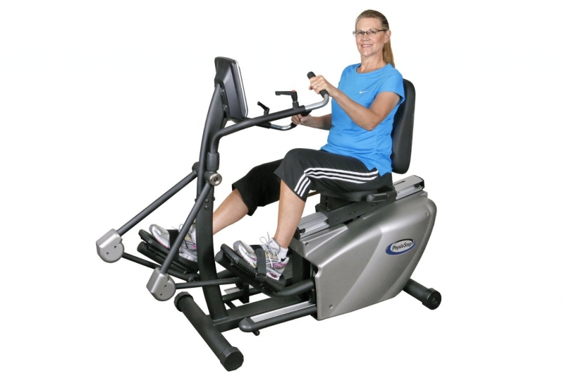 Fitnesszone Physiostep Ltd Recumbent Elliptical