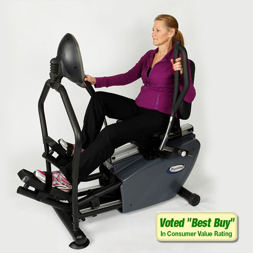 Physiostep Rxt 1000 Recumbent Elliptical Cross Trainer
