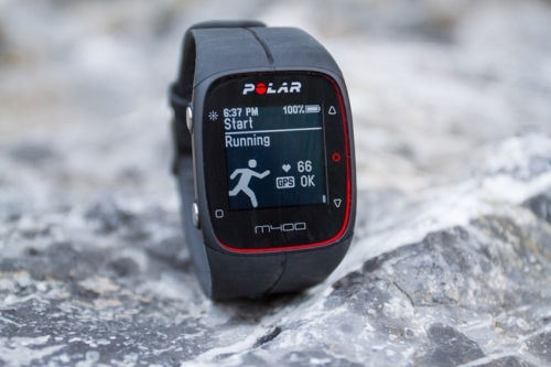 Polar M400 Black Monitor without Heart Rate
