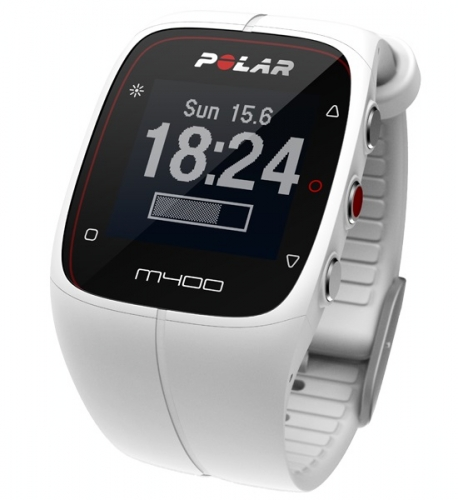 Polar M400 White Sports Watch w/o HR 90051342