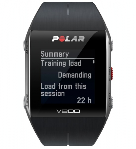 Polar V800 Black HR 90050554