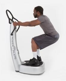 POWER PLATE MY7 Whole Body Vibration Detoxify Increase Bone Density Strength