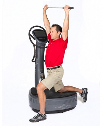 Power Plate Pro7 Graphite Vibration Trainer