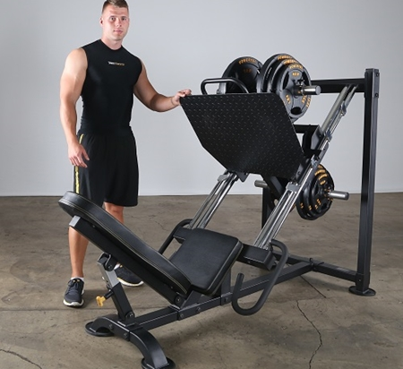 Powertec Leg Press P-LP16