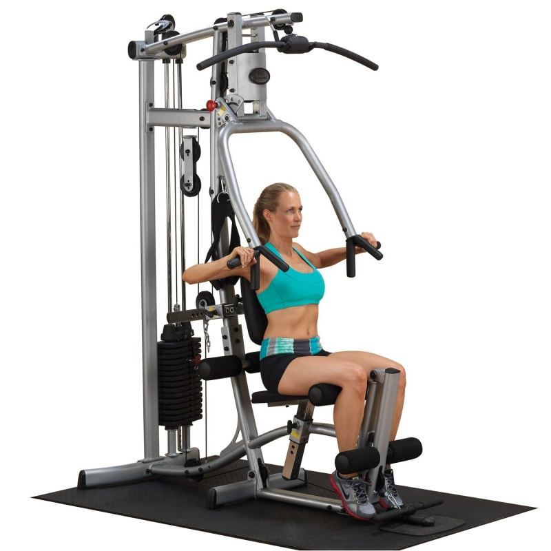 4 minutes exercise machine