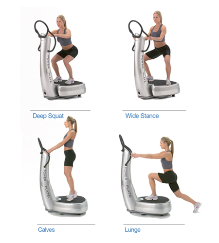 Power Plate my7 Vibration Trainer
