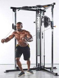 Powertec Functional Trainer WB-FT11-S