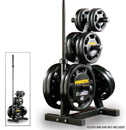 Powertec Workbench Weight Rack (WB-WR13)