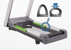 Precor TRM 835 Treadmill