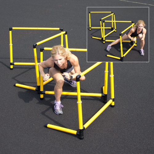 Prism Smart Hurdles #1 (set of 6)