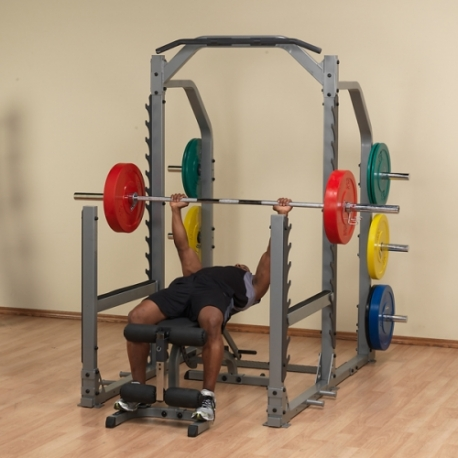 Body-Solid Pro Club Line Multi Squat Rack SMR1000