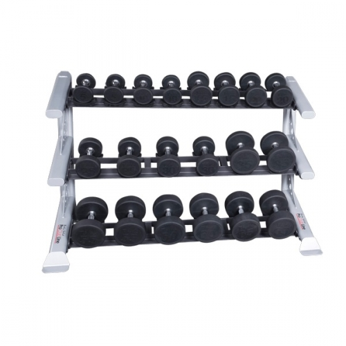 Pro Clubline 3 Tier Saddle Rack SDKRSD