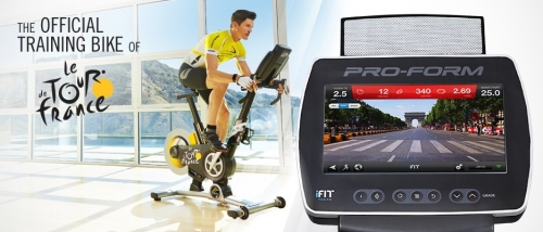 ProForm Tour De France Pro 5.0 Indoor Cycle