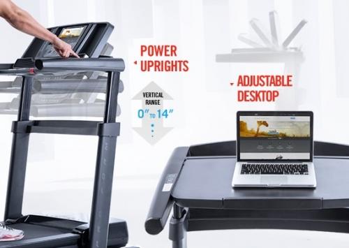 Proform Thinline Pro Desk Treadmill