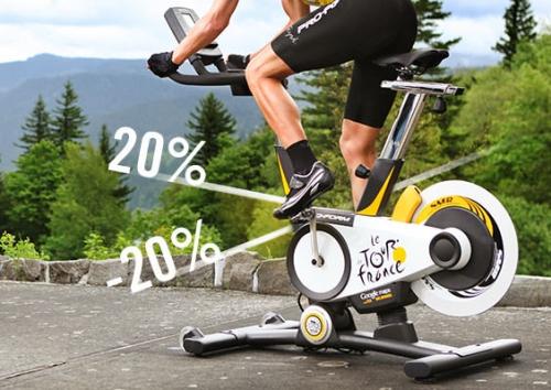 Proform Tour De France Bike-Generation 2