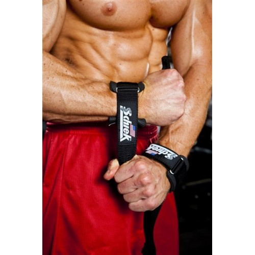 Schiek Lifting Straps with Dowel 1000DLS